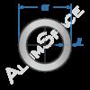 Алюминиевая труба круглая 15х2 Анод
