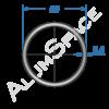 Алюминиевая труба круглая 60х2,5 Анод