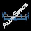 Бортовой алюминиевый профиль — планка средняя под петлю — Анод